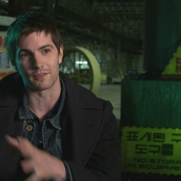 Interview mit Jim Sturgess - OV-Interview Poster