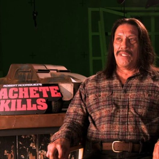 Danny Trejo über Charlie Sheen - OV-Interview