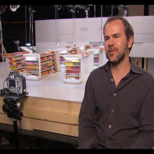 Jeremy Dawson über George Clooney - OV-Interview