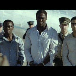 Ankunft auf Robben Island - Szene Poster