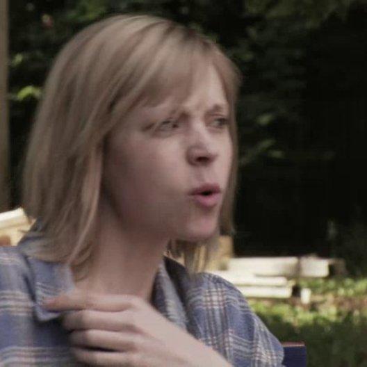 Antonia Campbell-Hughes (Natascha Kampusch) über die Arbeit an diesem Film - OV-Interview