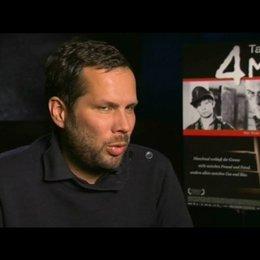 Regisseur Achim von Borries über seine zwei Hauptfiguren der Junge und der Hauptmann - Interview Poster