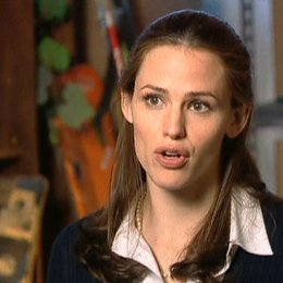 Interview mit Jennifer Garner ( Vanessa Loring ) - OV-Interview