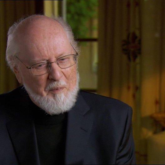 John Williams (Komponist) über seine generelle Einstellung - OV-Interview