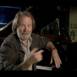 Interview mit Benny Andersson (Abba) - OV-Interview Poster