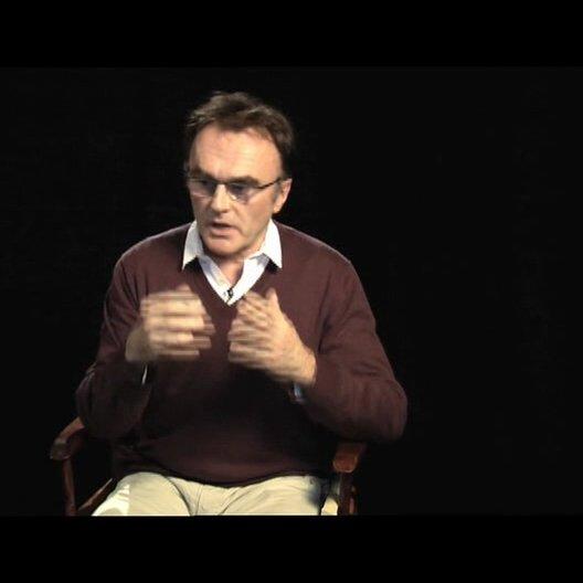 Danny Boyle über den kleinen Felsbrocken - OV-Interview