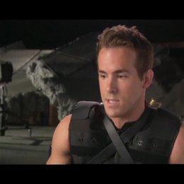 "Ryan Reynolds - ""Wade Wilson"", ""Deadpool"" - OV-Interview"