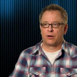 Rich Moore - Regisseur - über Sarah Silverman - OV-Interview