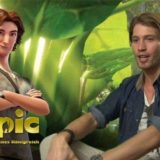 Raul Richter -Nod- über das Besondere am Animationsfilm - Interview Poster