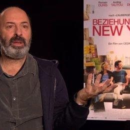 Cedric Klapisch - Regisseur - über die Stadt New York - OV-Interview