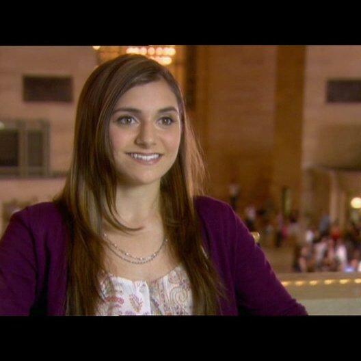 Alyson Stoner / über ihre Rolle - OV-Interview