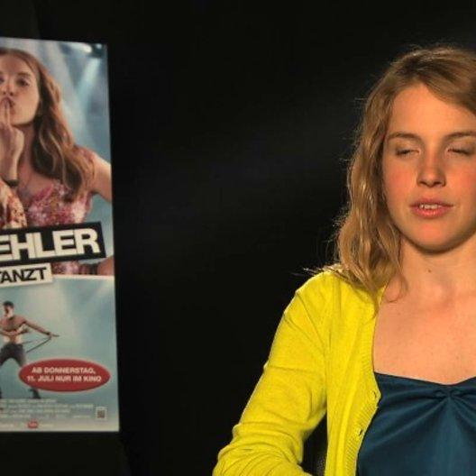 Paula Kalenberg über die Musik im Film - Interview