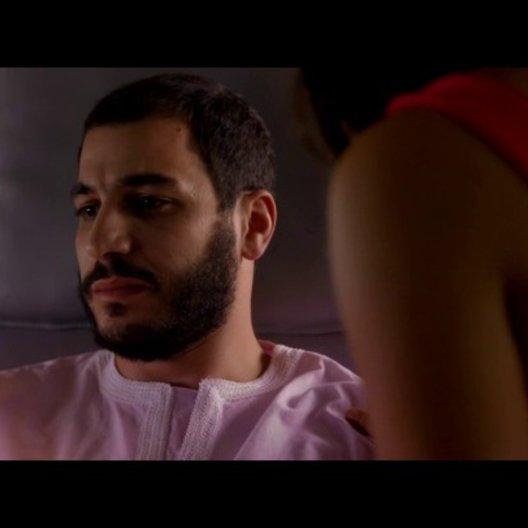 Hakim bei der Dialyse - Szene