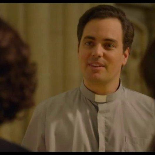 Ein lachlustiger Pfarrer - Szene
