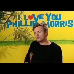 Ewan McGregor (Phillip Morris) über die Herausforderung einen homosexuellen Charakter zu spielen - OV-Interview Poster