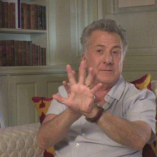 Dustin Hoffman über das Führen von Schauspielern - OV-Interview Poster