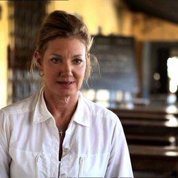 Elizabeth Gabler - Präsident von Fox 2000 Pictures über den Dreh in 3D - OV-Interview