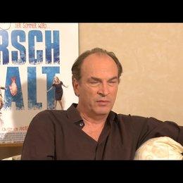 Herbert Knaup über Eis - Interview Poster