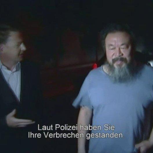 Ai Weiwei nach seiner Entlassung - Szene Poster
