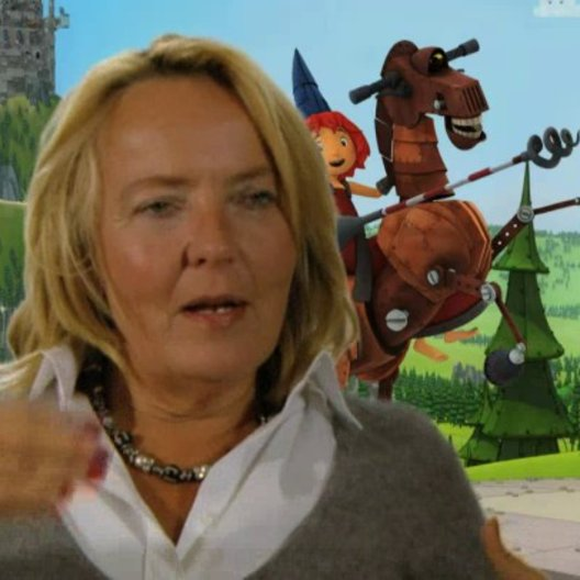Gabriele Walther über Recycling - Interview Poster
