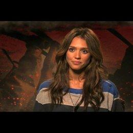 Jessica Alba über ihre Rolle - OV-Interview