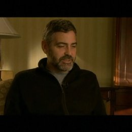 Interview mit George Clooney (Harry Pfarrer) - OV-Interview Poster