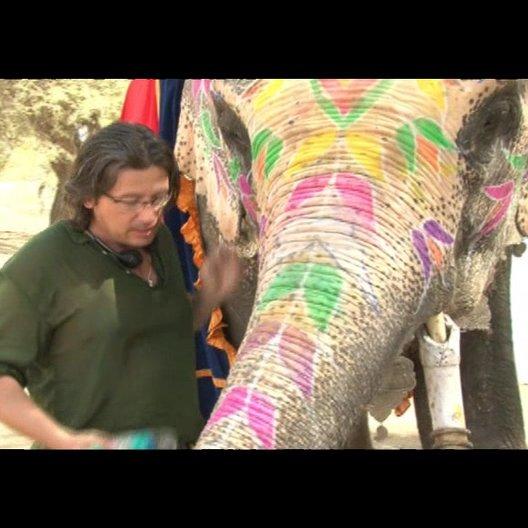 Michael Coldewey (Produzent) über sich und die Elefantenkuh Lakshmi - Interview