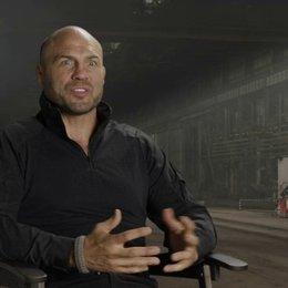 Randy Couture - Toll Road - über die neuen Expendables - OV-Interview