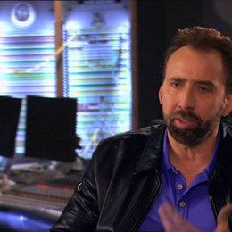 Nicolas Cage (Grug) über den Emotionalen Teil in der Geschichte - OV-Interview