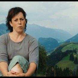 Besuch bei Schweizer Bergbauern - Szene Poster