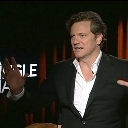 Colin Firth / GEORGE / über Julianne Moore - OV-Interview Poster