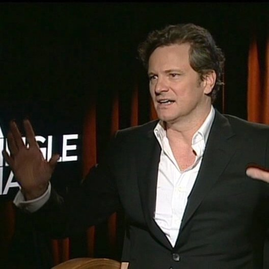 Colin Firth / GEORGE / über Julianne Moore - OV-Interview Poster