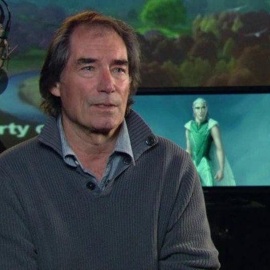 Timothy Dalton - Lord Milori - über Lord Milori - OV-Interview