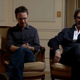 Ethan und Joel Coen - Regisseure - über die Inspiration zum Film - OV-Interview Poster