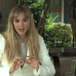 Suki Waterhouse über ihre Rolle - OV-Interview