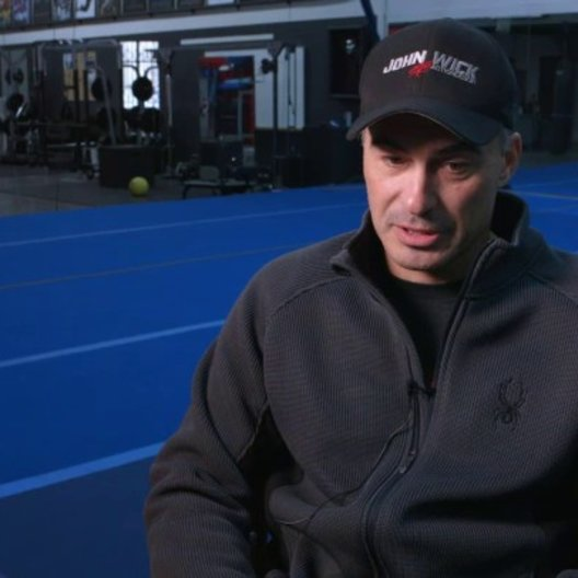 Chad Stahelski - Regisseur - über die Figur John Wick - OV-Interview