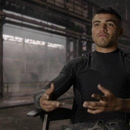 Victor Ortiz - Mars - über die neuen Expendables - OV-Interview