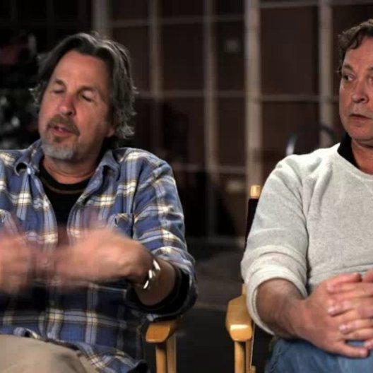 Peter und Bobby Farrelly über das Besondere am Film - OV-Interview