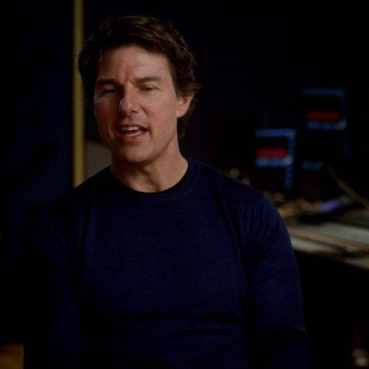 Tom Cruise (Ethan Hunt) über die Auto Verfolgungsjagd Szene - OV-Interview