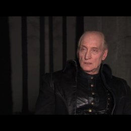 Charles Dance über das Set - OV-Interview