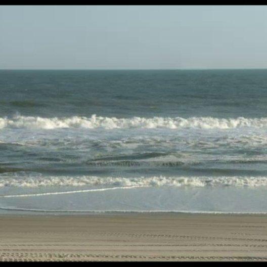 Am Strand - Szene
