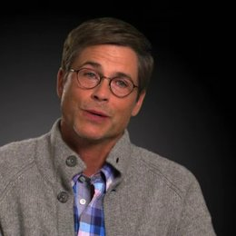 Rob Lowe (Hank) über das Drehbuch - OV-Interview