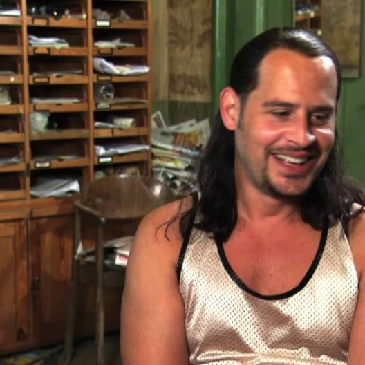 Moritz Bleibtreu über die zwei Hauptdarsteller - Interview