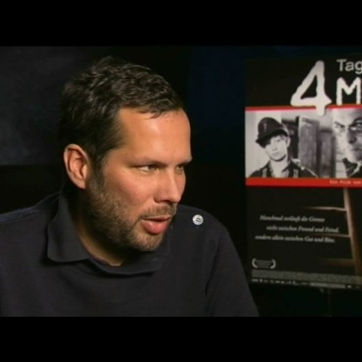 Regisseur Achim von Borries über die letzten 4 Tage im Mai - Interview Poster
