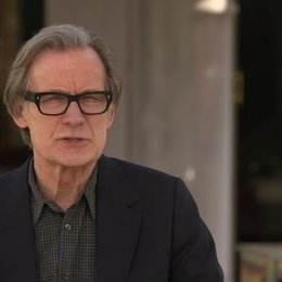 Bill Nighy über Douglas und Evelyn - OV-Interview