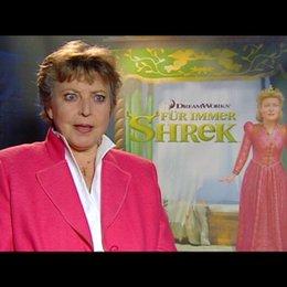 MARIE LUISE MARJAN / Königin Lillian / deutsche Stimme über die SHREKOMANIE - Interview Poster