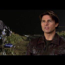 Tom Cruise über seine Rolle - OV-Interview Poster