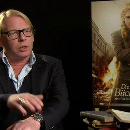 Ben Becker - Der Tod - darüber, warum der Tod fasziniert von Liesel ist II - Interview Poster