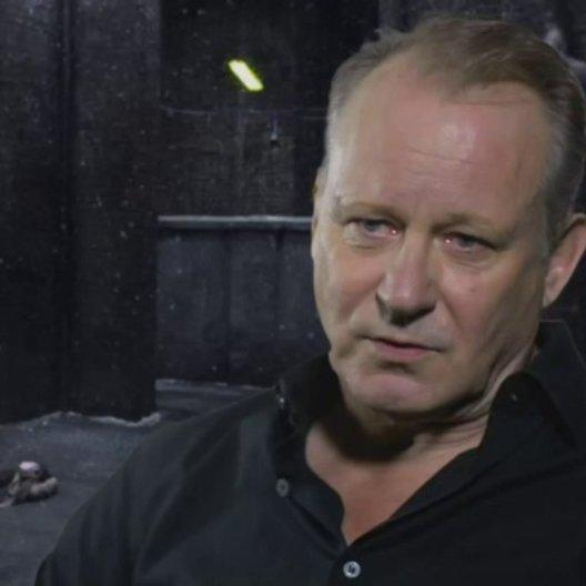 STELLAN SKARSGARD - Seligman - über seine Beziehung zu LARS VON TRIER - OV-Interview