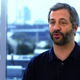 Judd Apatow - Regie - über die Entscheidung, bei dem Film Regie zu führen - OV-Interview